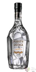 Purity premium pure vodka of Sweden 40% vol.    1.75 l