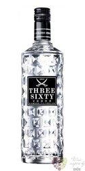 Three Sixty premium Diamond´s filtered German vodka 37.5% vol.    0.70 l
