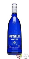 Royalty premium Dutch vodka 40% vol.    0.70 l