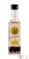 Cannabis Czech vodka by L´or special drinks 40% vol.    0.05 l