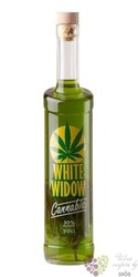 "Cannabis "" White widow "" Czech vodka by L´or special drinks 30% vol.   0.50 l"