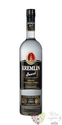 Kremlin Award Grand premium Russian vodka 40% vol.  1.00 l