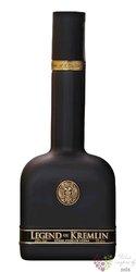 Legend of Kremlin premium Russian vodka 40% vol.  0.70 l