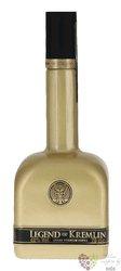 "Legend of Kremlin "" Gold Limited edition"" premium Russian vodka 40% vol. 0.70 l"
