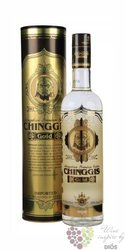 "Chinggis "" Gold "" exclusive Mongolian vodka 39% vol.     0.70 l"