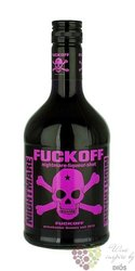 "Fuckoff "" Nightmare "" premium flavored German vodka 15% vol.    0.70 l"
