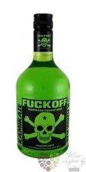 """Fuckoff """" Kamikatze """" premium flavored German vodka 15% vol.    0.70 l"""