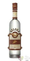 """Beluga """" Allure """" noble Russian vodka 40% vol.   0.70 l"""