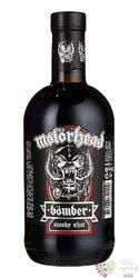 "Motorhead "" Bomber Smoky shot "" Caribbean rum based liqueur 37.5% vol.  0.50 l"
