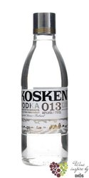 "Koskenkorva "" Original "" premium plain vodka of Finland 40% vol.  0.05 l"