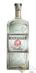 "Bootlegger "" 21 New York "" American premium Kosher vodka Prohibition Distillery47% vol.  0.70 l"