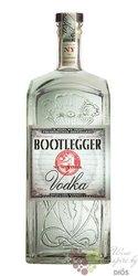 "Bootlegger "" 21 New York "" American premium Kosher vodka Prohibition Distillery47% vol.  0.70 l"