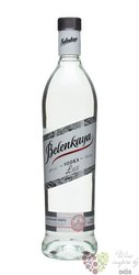 Belenkaya lux Russian vodka 40% vol. 0.70 l