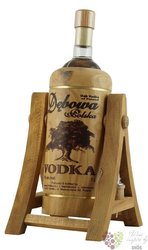 "Debowa "" Oak "" premium Polish vodka 40% vol.  1.00 l"