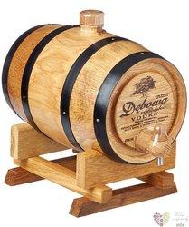 """Debowa """" Oak Barrel """" premium Polish vodka 40% vol.  1.00 l"""
