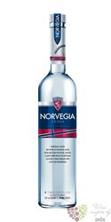 Norvegia premium plain vodka of Norway 40% vol.    0.70 l