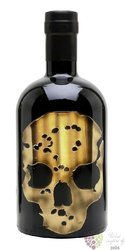 "Ghost "" Gold "" premium English vodka 40% vol.  0.05 l"