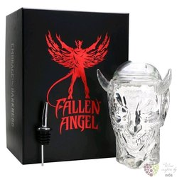Fallen Angel ultra premium English vodka 44.7% vol.  0.70 l