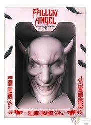 Fallen Angel ultra premium English flavored gin 40.6% vol.  0.70 l