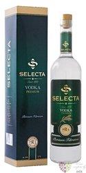"Radamir "" Selecta "" premium Belarusian vodka Gomel distillery 40% vol. 0.70 l"