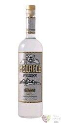 """Radamir """" Medved Russkij """" premium Belarusian vodka Gomel distillery 40% vol. 0.70 l"""