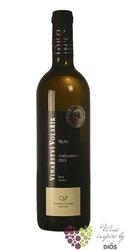 Pálava 2013 výběr z bobulí z vinařství Volařík Mikulov    0.75 l