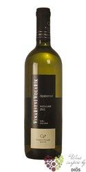 """Chardonnay """" Zátiší Hliník """" 2011 pozdní sběr z vinařství Volařík Mikulov     0.75 l"""