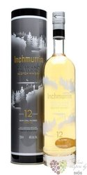 "Loch Lomond "" Inchmurrin "" aged 12 years Scotch whisky 46% vol.  0.70 l"