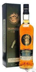 "Loch Lomond Island collection "" Inchmurrin "" aged 12 years Scotch whisky 46% vol.  0.70 l"