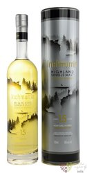 "Loch Lomond Island collection "" Inchmurrin "" aged 15 years Scotch whisky 46% vol.  0.70 l"