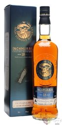 "Loch Lomond Island collection "" Inchmurrin "" aged 18 years Scotch whisky 46% vol.  0.70 l"