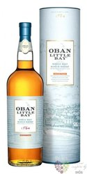 "Oban "" Little bay "" single malt Highland whisky 43% vol.  0.70 l"