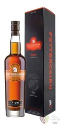 "Fettercairn "" Fior limited release "" single malt Highland whisky 42% vol.   0.70 l"