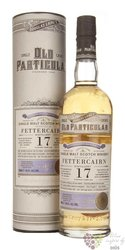 "Fettercairn 1995 "" Old Particular Douglas Laing & Co "" aged 17 years Highland 48.4% vol.     0.7"