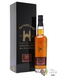 "Fettercairn 1978 "" Rare Vintage "" aged 30 years Single malt Highland whisky 43.3% Vol.    0.70 l"