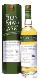 "Fettercairn 1991 "" Old malt cask "" Highland whisky by Douglas Laing & Co 50% vol.  0.70 l"