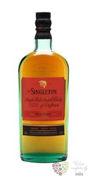 "Singleton of Dufftown "" Tailfire "" single malt Speyside whisky 40% vol.    0.70l"