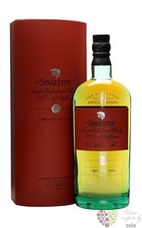 Singleton of Dufftown 1985 aged 28 years Speyside whisky 52.3% vol.   0.70 l