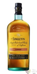 "Singleton of Dufftown "" Sunray "" single malt Speyside whisky 40% vol.    0.70 l"