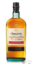 "Singleton of Dufftown "" Spey Cascade "" single malt Speyside whisky 40% vol.    0.70 l"