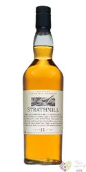 "Strathmill "" Flora & Fauna Series "" 12 years old single malt Speyside whisky 43% vol.  0.70 l"