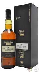 "Talisker 2000 "" Distillers edition "" single malt island of Skye whisky 45.8% vol.  0.70 l"