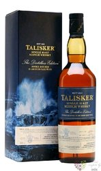 "Talisker 2001 "" Distillers edition "" single malt island of Skye whisky 45.8% vol.    0.70 l"