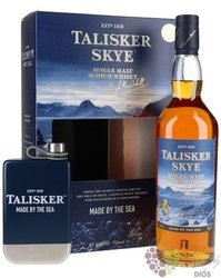 "Talisker 1985 "" Natural cask strength "" aged 27 years single malt Skye whisky 56.1% vol.  0.70 l"