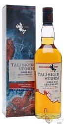 "Talisker "" Storm "" single malt island of Skye whisky 45.8% vol.    0.70 l"