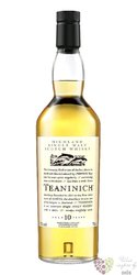 "Teaninich "" Flora & Fauna Series "" aged 10 years Highland Scotch whisky 43% vol.    0.70 l"