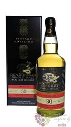 "Teaninich 1982 "" Dun Bheagan collection "" aged 30 years by Ian MacLeod 47.5% vol.   0.70 l"
