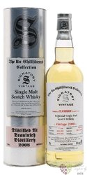 """Teaninich 2008 """" Signatory UnChillfiltered """" Highland whisky 46% vol.  0.70 l"""