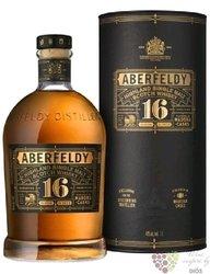 "Aberfeldy "" Madeira casks  "" aged 16 years Highlands whisky 40% vol.  1.00 l"
