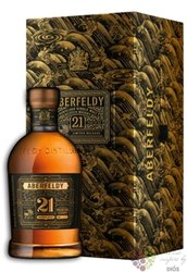 "Aberfeldy "" Limited release Gold "" aged 21 years single malt Highlands whisky 40% vol.  0.70 l"
